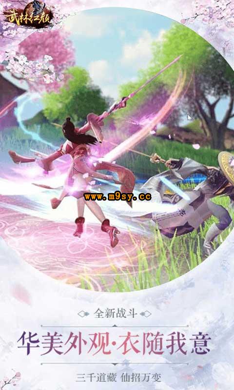 武林红颜游戏截图4