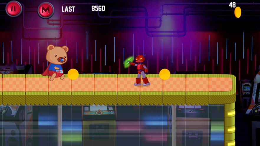 玩具熊跑酷游戏破解版截图2